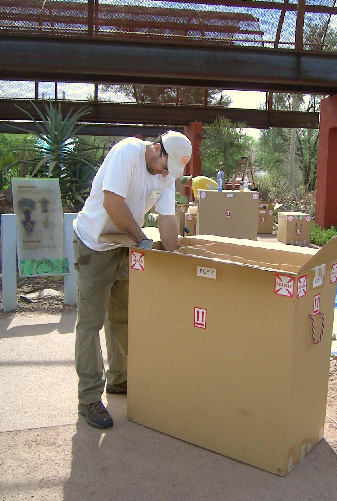 DPFA-packing